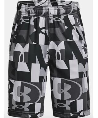Boys UA Renegade 3.0 Printed Shorts