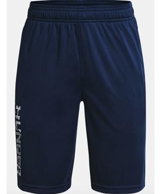 Boys UA Prototype 2.0 Wordmark Shorts