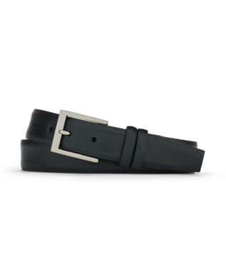 CALF WITH BRUSHED NICKLE BUCKLE
