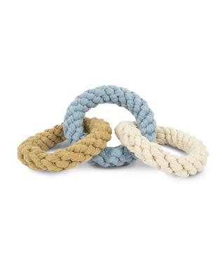 Tri-Color Twist & Tug Rope Toy