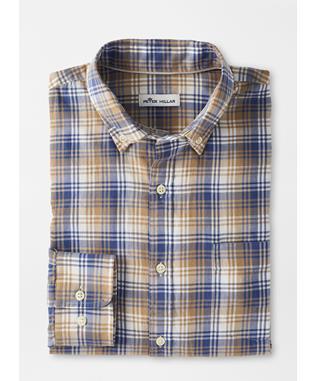 Mount Pearl Cotton Sport Shirt