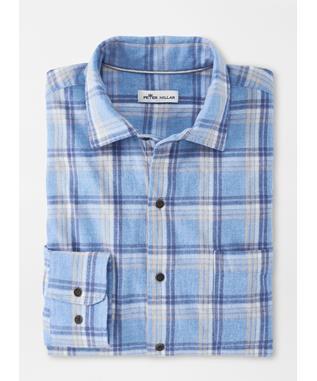 Pointe-Claire Cotton Sport Shirt