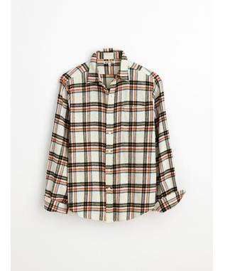 MILL SHIRT IN FLANNEL