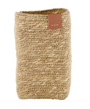 Seagrass Wine Bottle Holder