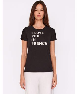 ILY IN FRENCH BOY TEE