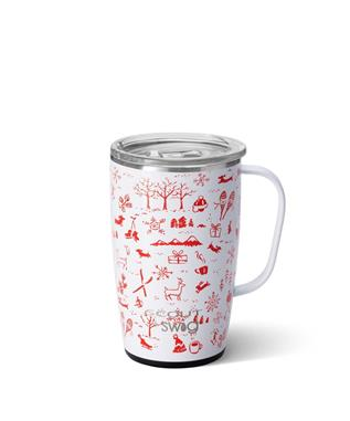Bells on Dogtails 18oz Mug