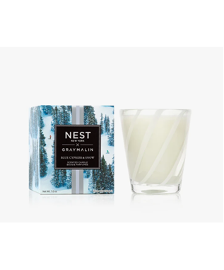 GRAY MALIN CYPRESS & SNOW CLASSIC CANDLE
