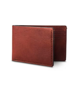 WASHED SMALL BIFOLD WALLET