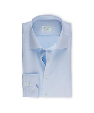 SOLID BLUE DRESS SHIRT
