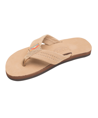 KIDS LEATHER FLIP FLOP