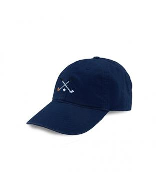 CROSSED CLUBS HAT
