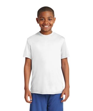 S/S PERFORMANCE TEE YOUTH