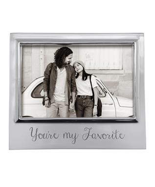 YOU ARE MY FAVORITE 4 X 6 FRAME
