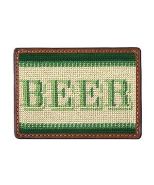 BEER MONEY CREDIT CARD WALLET