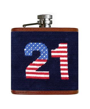 21ST AMENDMENT FLASK