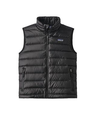 BOYS DOWN SWEATER VEST