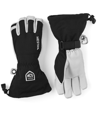 ARMY LEATHER HELI SKI GLOVE