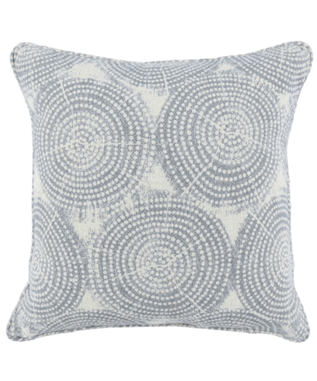 ACACIA SALTWATER BLUE 22 X 22 PILLOW