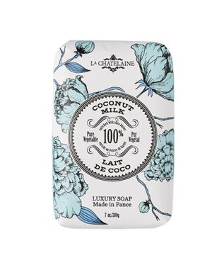 COCONUT MILK 200G LUXURY SOAP