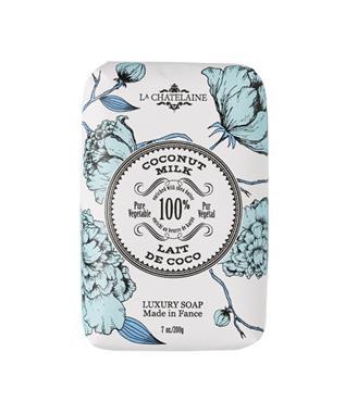 COCONUT MILK 200G LUXURY SOAP