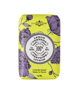 LEMON VERBENA 200G LUXURY SOAP