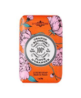 ORANGE BLOSSOM 200G LUXURY SOAP