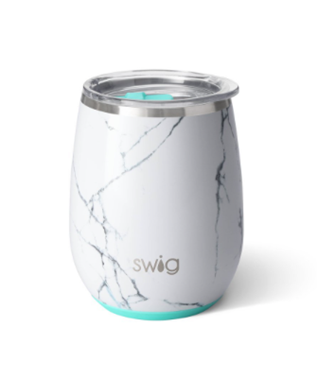 14 OZ STEMLESS CUP MARBLE