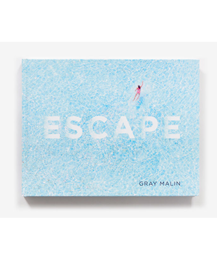 ESCAPE BY GRAY MALIN BOOK