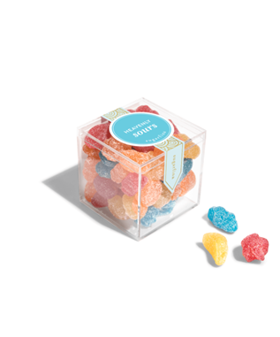 HEAVENLY SOURS SMALL CANDY CUBES