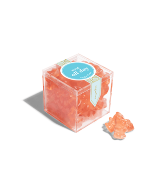 ROSE ALL DAY SMALL CANDY CUBE