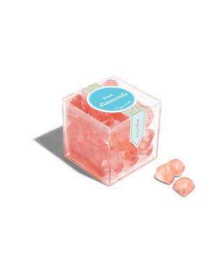 PINK DIAMONDS SMALL CANDY CUBE