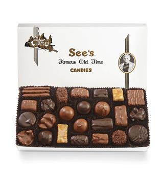 ASSORTED CHOCOLATES 12.7 OZ