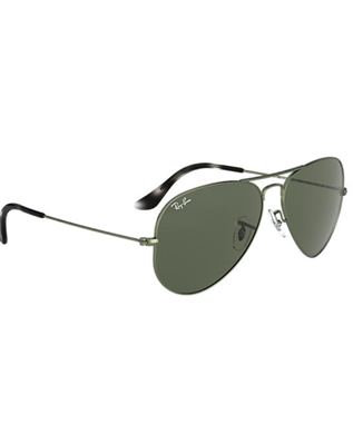 AVIATOR 3025 SAND TRANS GREEN