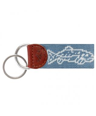 CATCH OF THE DAY KEY FOB