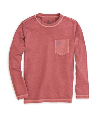 BRENNAN JR. LONG SLEEVE TEE