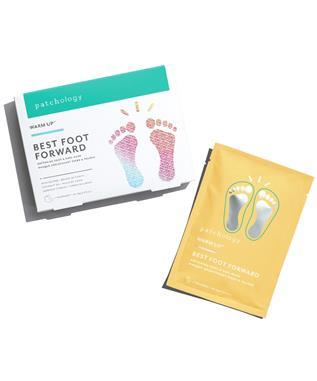 BEST FOOT FRWD SOFTENING FOOT/HEEL MASK