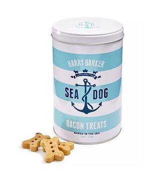SEA DOG BISCUIT TIN