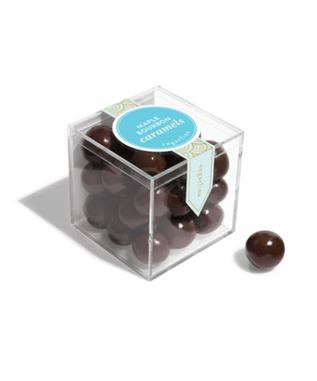 MAPLE BOURBON CARAMELS SMALL CANDY CUBE