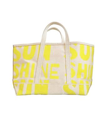 SUNSHINESMALL CANVAS TOTE BAG