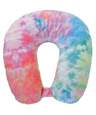 Heart Quilted Neck Pillow