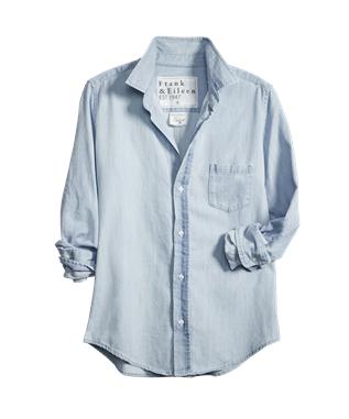 BARRY SHIRT CLASSIC BLUE WASH
