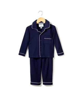 Classic Navy Pajama Set