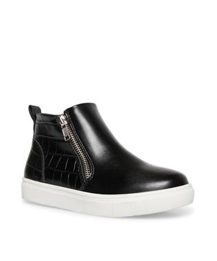 HIGH TOP QUILTED SNEAKER