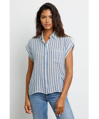 WHITNEY SHIRT SHORT SLEEVE