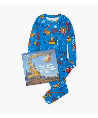 CONSTRUCTION SITE KIDS PJ SET