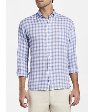 SUMMER BAY LINEN SPORT SHIRT