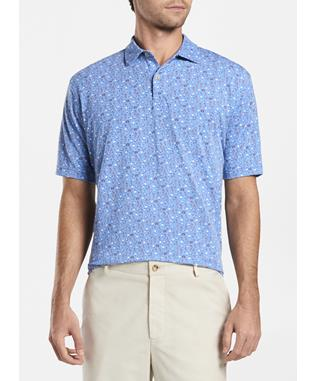 DRIRELEASE COCKTAILS AND CLAWS POLO