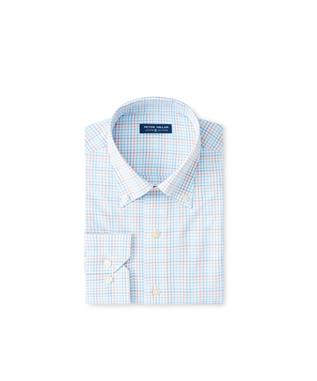 BRAXTON PERFORMANCE POPLIN SPORT SHIRT