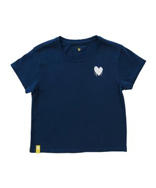 DRIPPY HEART TEE