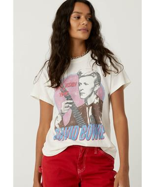 DAVID BOWIE SOUND AND VISION TOUR TEE